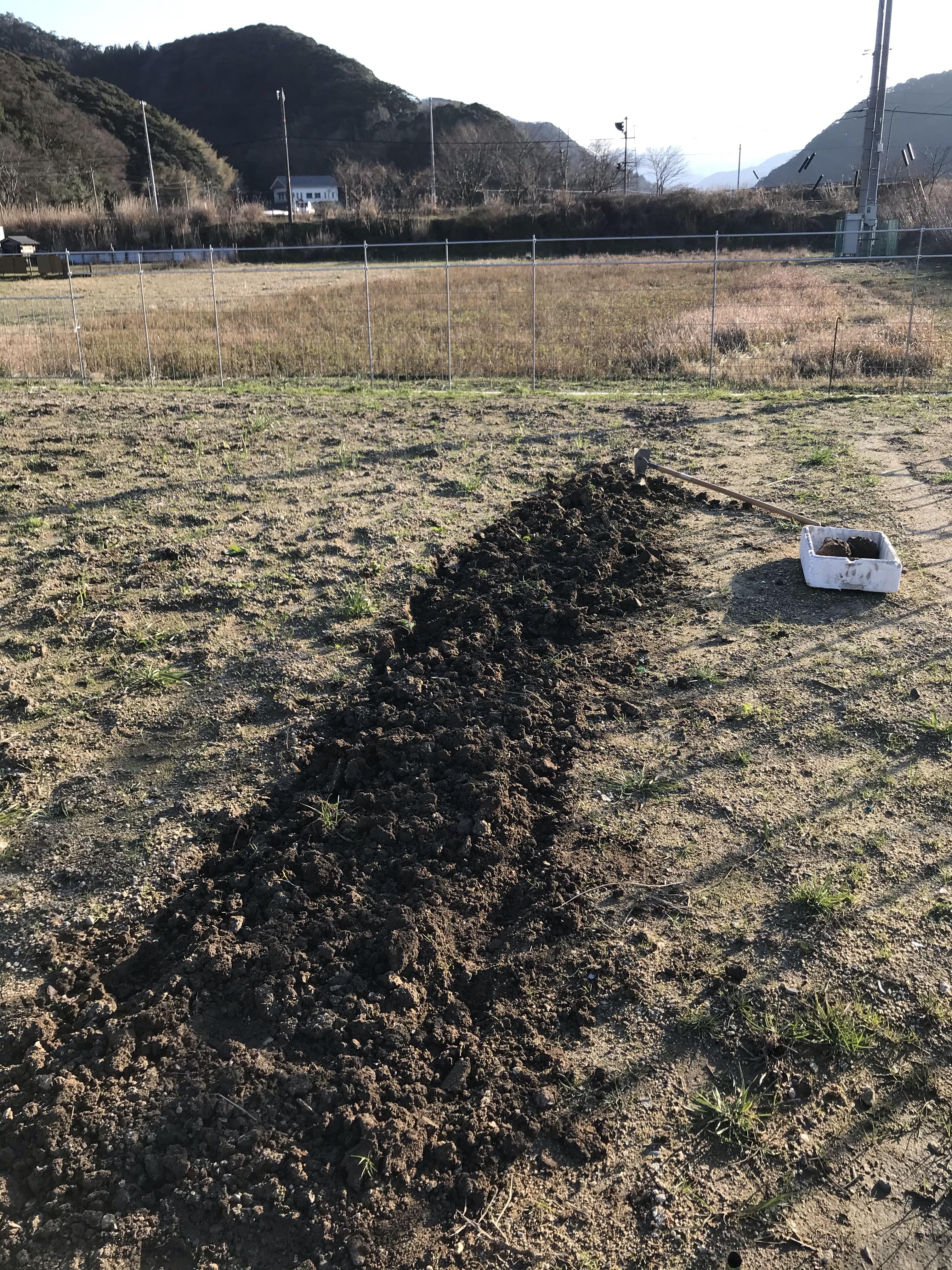 土に親しむ 農園便り